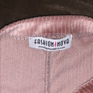 Fashion Nova Tops - Fashion Nova Suit